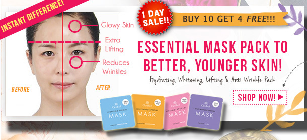The NEW Placenta Mask by Cledbel!