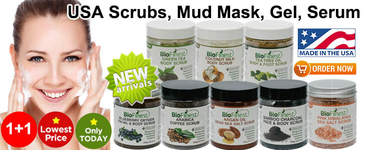 Facial & Body Scrubs ★USA Imported★ Moisturizer / Exfoliator