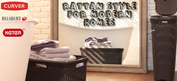 Rattan Styles for your minimalistic home