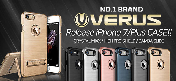 [VERUS]Release iPhone 7/Puls CASE!! Brand Collection!!  Brand No.1