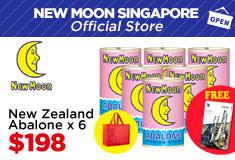 New Moon Singapore