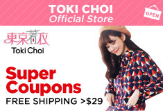 TokiChoi - Super Coupons!