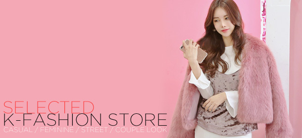 SELECTED K-FASHION STORE