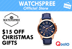 $15 OFF Christmas Gifts | Watchspree