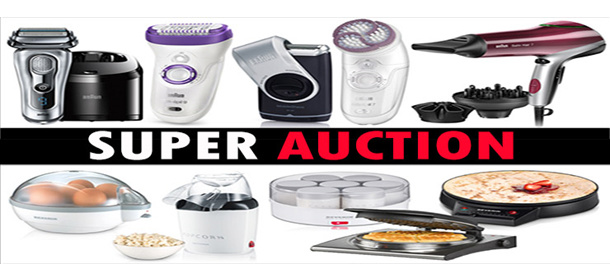 HOME APPLIANCE AUCTION