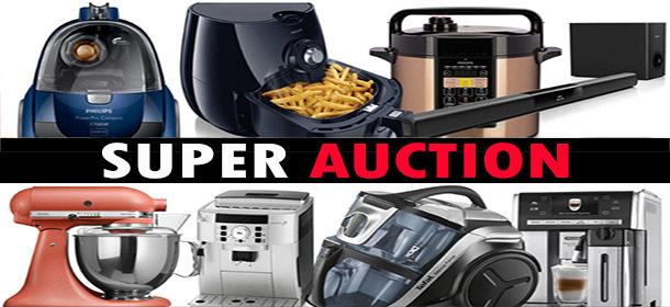 Home Appliances Auction!