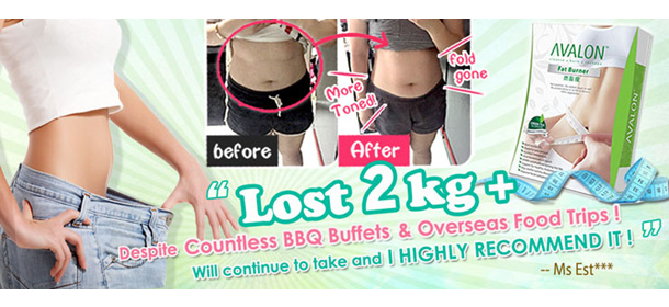 Lost 2 KG + Despite Countless BBQ Buffets !