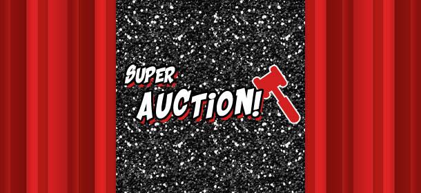 Hair & Beauty Shop Super Auction!