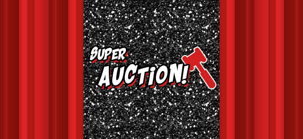 AIBI Super Auction Items!