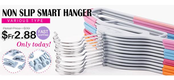 Non Slip Hanger