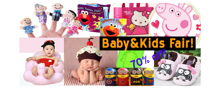 Sales for Children/Baby stuff