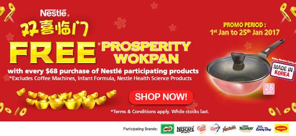 Nestle CNY Promo