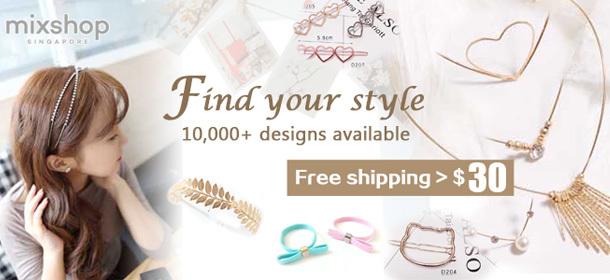 mixshop Fashion Accessories