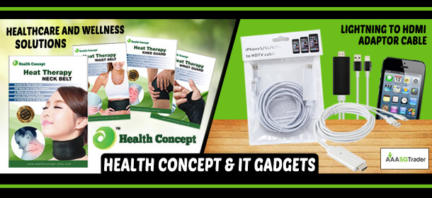 AAA SG TRADER HEALTH CONCEPT AND IT