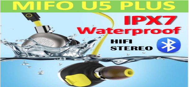 IPX7 Waterproof !!!