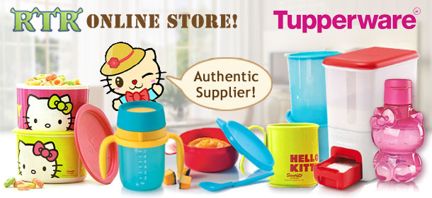 Authentic Tupperware - RTR Online