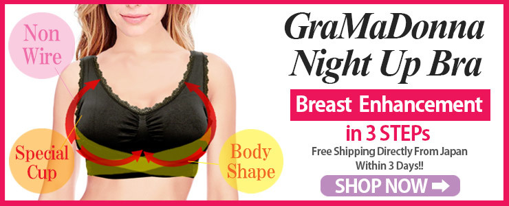★GraMaDonna Night Up Bra★