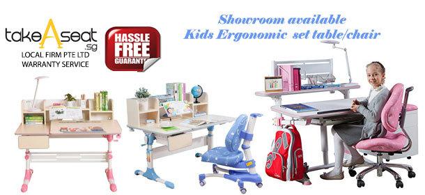 Kids ergonomics table chair sale