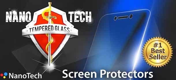 NanoTech Tempered Glass