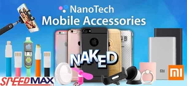 NanoTech Mobile Accessories