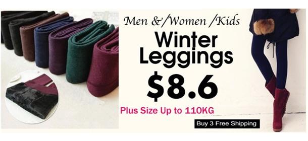 winter legging