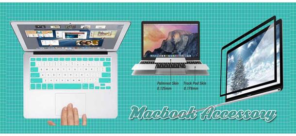 macbook case and accessory