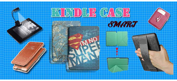 Kindle Case and Accessory