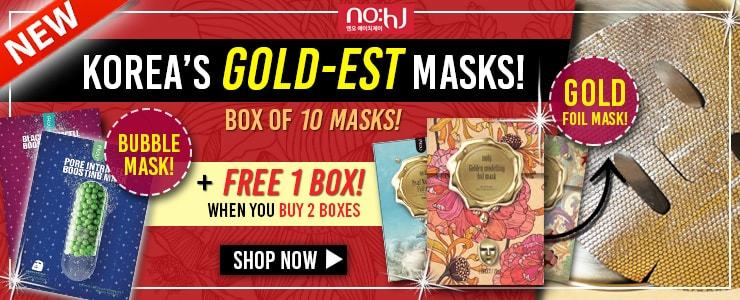 Korea's Hottest NOHJ Mask Pack
