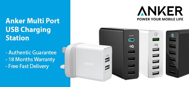 Anker Multi Port USB Charging Station