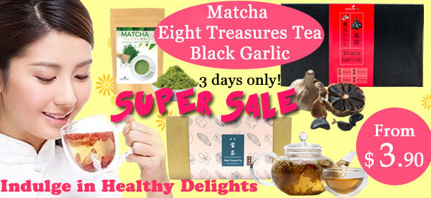 Eat & Drink Healthy, Live Healthy. Super Sale From $3.90