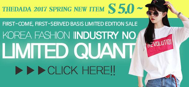 ★Korean Fashion industry no.1★ The Da Da ★ Hot sale!new arrivals ★