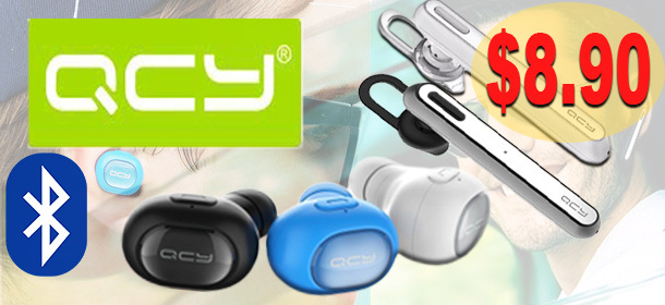 QCY CANNICE Bluetooth 4.1 Earpiece