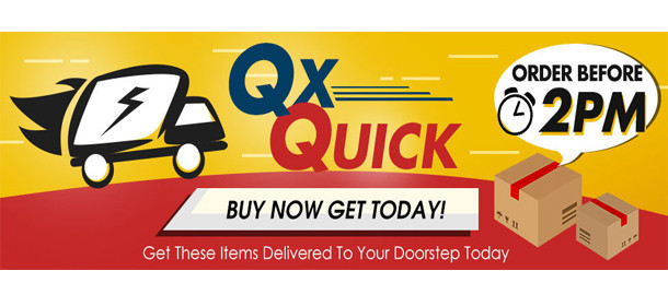 QX Quick Delivery