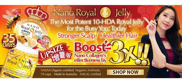 Nano Japan Royal Jelly