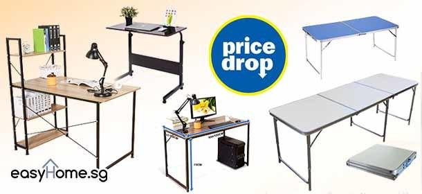 Computer Study Table/ Foldable Table