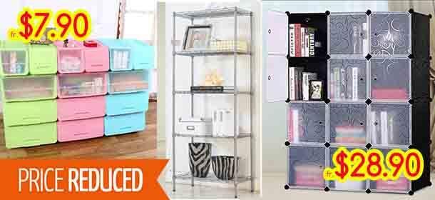 Storage / Racks Special!