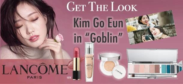 Lancome Goblin Look Makeup