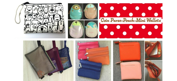 Coin Purse & Pouch & Mini wallet