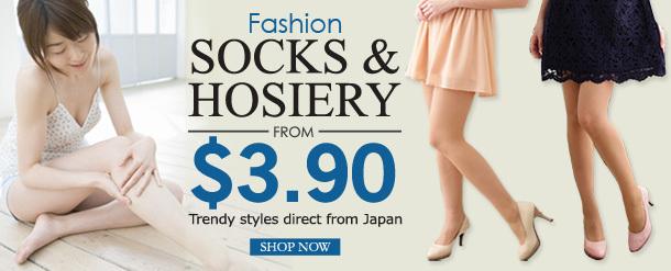 $3.90~ Socks & HosieryDirect From Japan