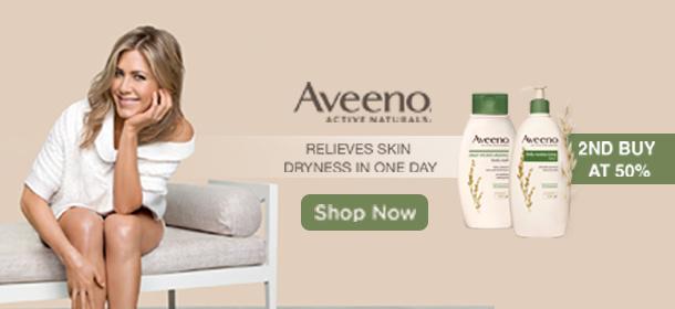 Aveeno Brand Page
