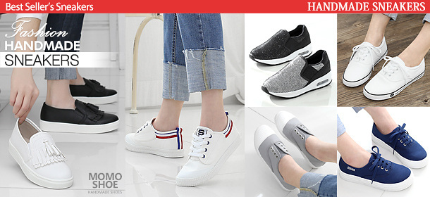 Fashionable Sneakers Colletion