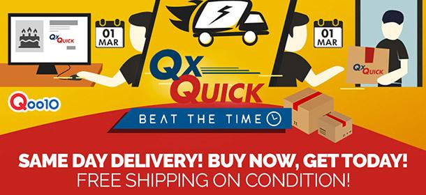 QX QUICK!