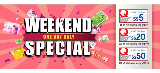 Weekend Special!