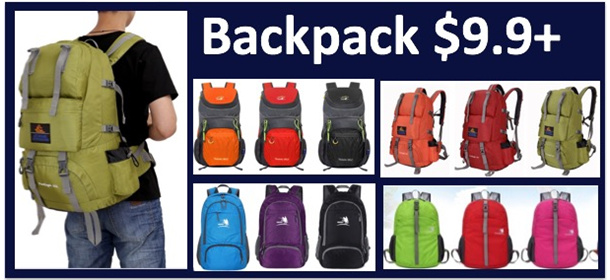 Foldable Backpack Outdoor Gear