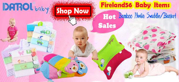 Fireland56 CNY Baby Items