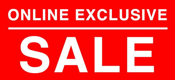 DENIZEN ONLINE EXCLUSIVE SALE