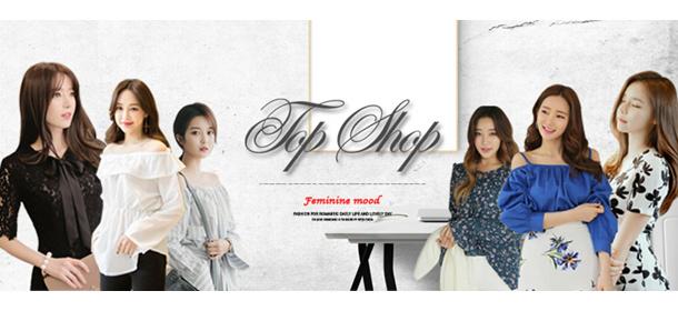 [TOP SHOP] KOREA FASHION