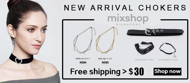 NEW ARRIVAL CHOKERS