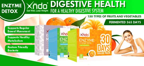 Xndo Digestive Health