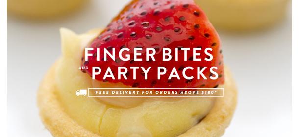 Finger Bites